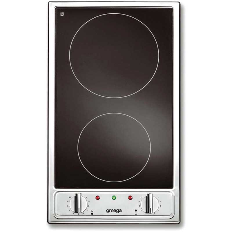 Omega Electric Cooktop OC32XA