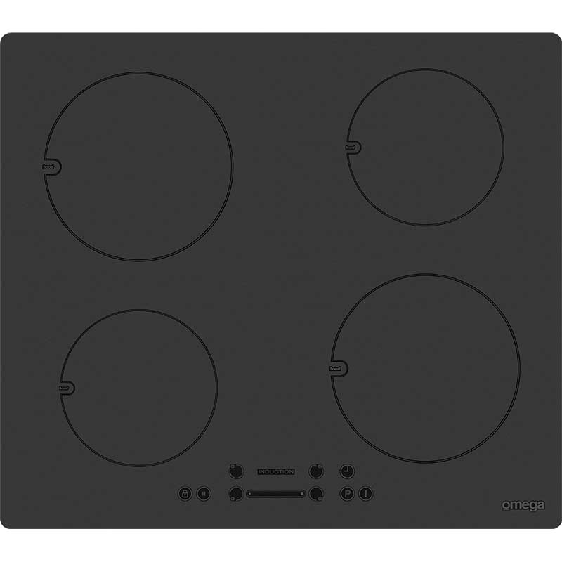 Omega Induction Cooktops OCI64B
