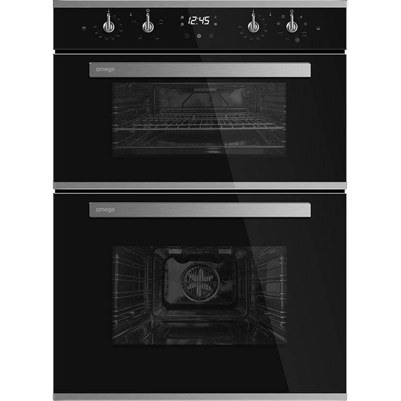 Omega Electric Wall Oven ODO684XTGG
